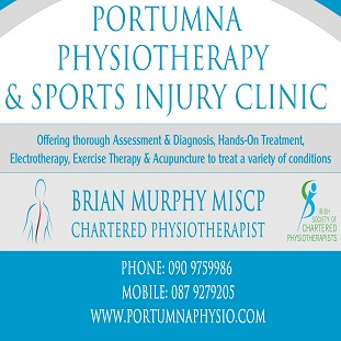 Portumna Physio Therapy Clinic Galway Sports Injury