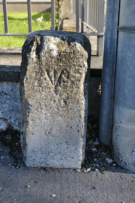 War Department Stone